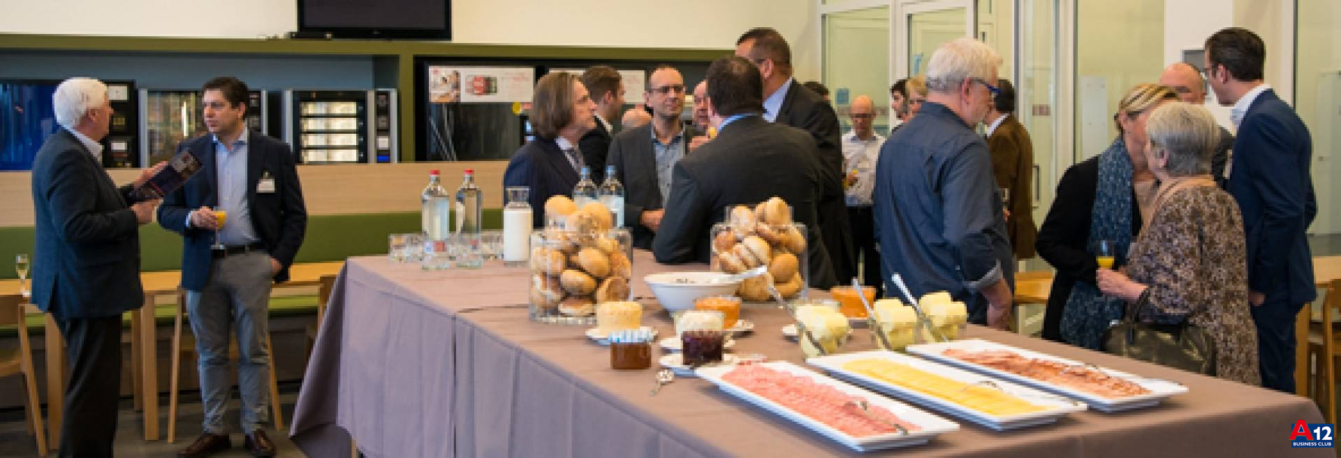 A12 Business Club - Ontbijtvergadering met Alex De Ridder